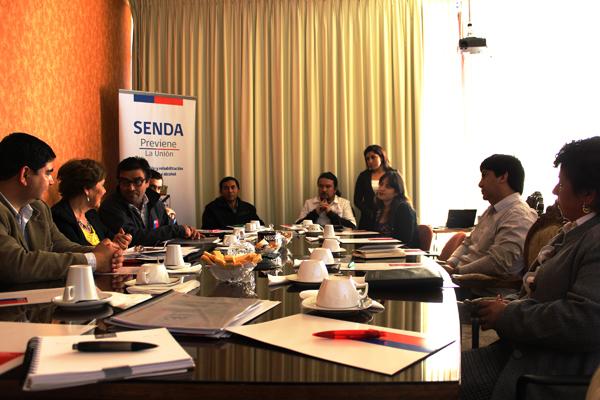 La Unión se adjudica 5 proyectos preventivos de SENDA