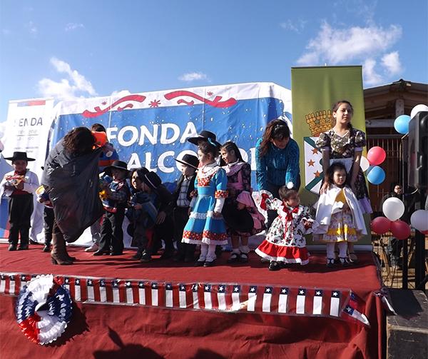 SENDA Previene Celebra Fiestas Patrias con familias del sector rural y urbano