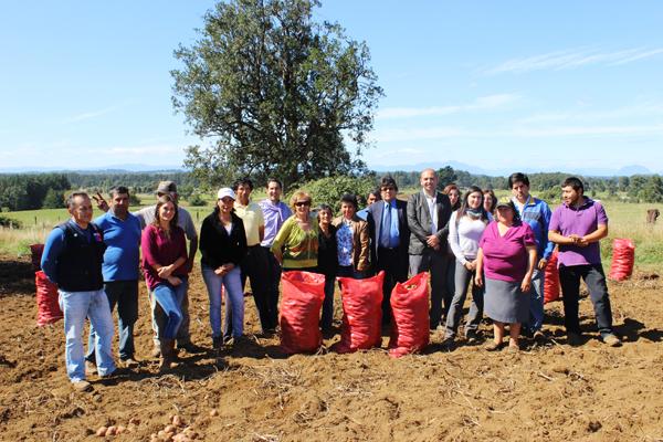 36 agricultores de La Unión participarán en Gira técnica en Chiloé