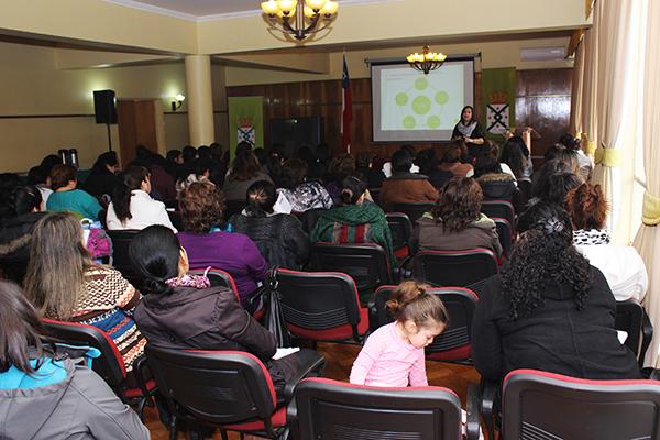 70 mujeres de La Unión participan de talleres para mejorar situación laboral