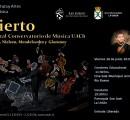 Camerata del Conservatorio de Música de la UACh realizará concierto en La Unión