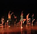 La belleza de la danza llegó a La Unión con la presentación de compañías nacionales