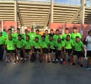 Alcaldesa felicita a selección Sub 17 de La Unión por desempeño en Campeonato Nacional de Fútbol Amateur