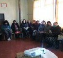 Alumnos y apoderados de la Escuela Catamutún participaron de talleres sobre derecho infanto juvenil