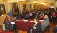 Familias del comité de vivienda Villa Santa María de La Unión avanzan hacia adquisición de la casa propia