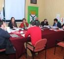 Alcaldesa encabezó nueva sesión de Concejo Municipal en sector rural Los Esteros