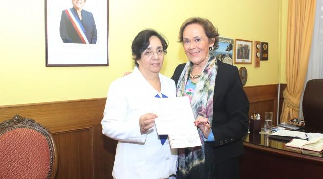Damas de Blanco de La Unión reciben subvención municipal para atender a enfermos hospitalizados