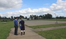 Diseño del gimnasio Escuela Rural de Choroico entró a su fase final