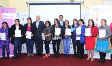 Mujeres campesinas de la provincia del Ranco certificadas en jornada que promueve la autonomía y liderazgo