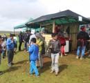 Huillinco fue el escenario natural del cuarto encuentro con las tradiciones campesinas