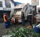 Turnos éticos municipales solucionan el problema de recolección de basura en la comuna de La Unión
