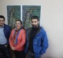 Profesionales de la Oficina de la Vivienda realizan su segunda salida a sectores rurales de la comuna