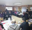Concejo municipal nuevamente sesiona en sector rural