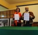 Alcalde y seremi de Salud firman protocolo del plan de Promoción de la Salud de la comuna