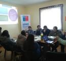 Senda-La Unión realizó coordinación con representantes del intersector para beneficiar a la comunidad